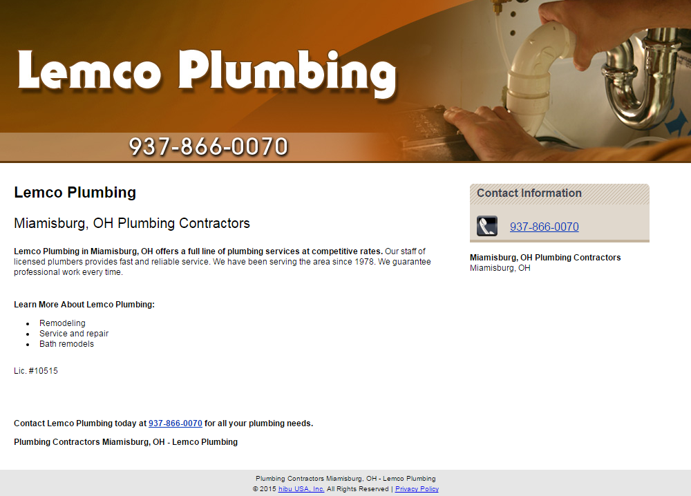 lemcoplumbing