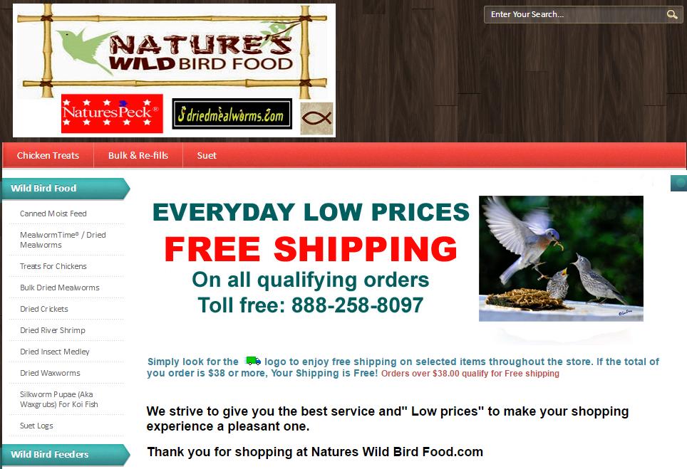 natureswildbirdfood