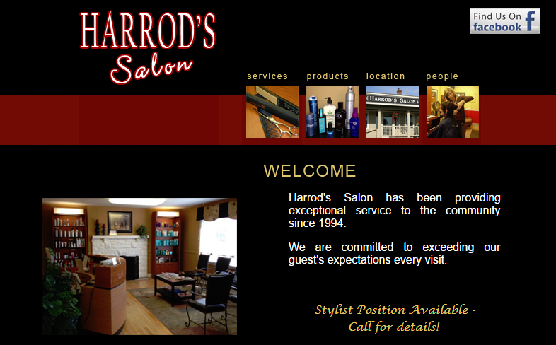 Harrods Salon